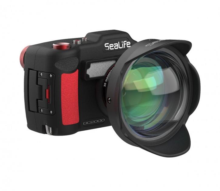Sealife 0.5-fach Weitwinkelobjektiv
