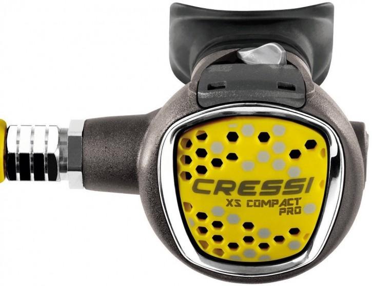 Cressi Octopus Compact Pro