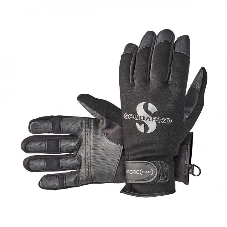 Scubapro TROPIC Handschuhe 1.5 L / BLACK
