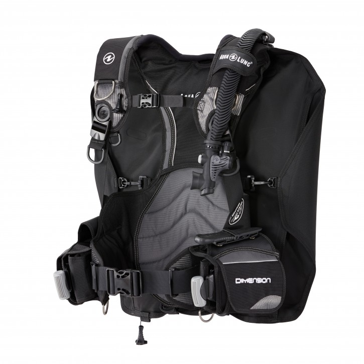 Aqualung BCD Dimension