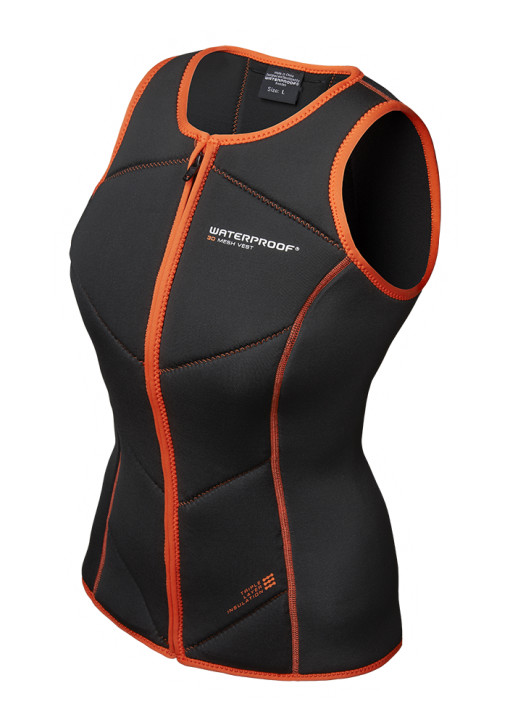 Waterproof 3D MESH VEST Lady XL