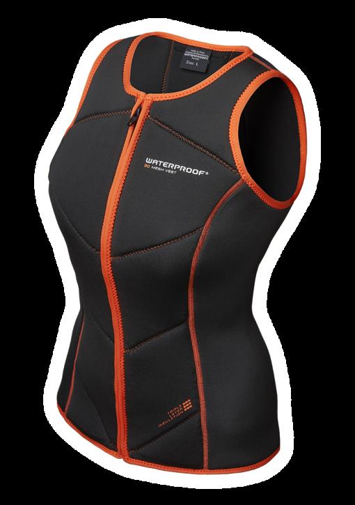 Waterproof 3D MESH VEST Lady