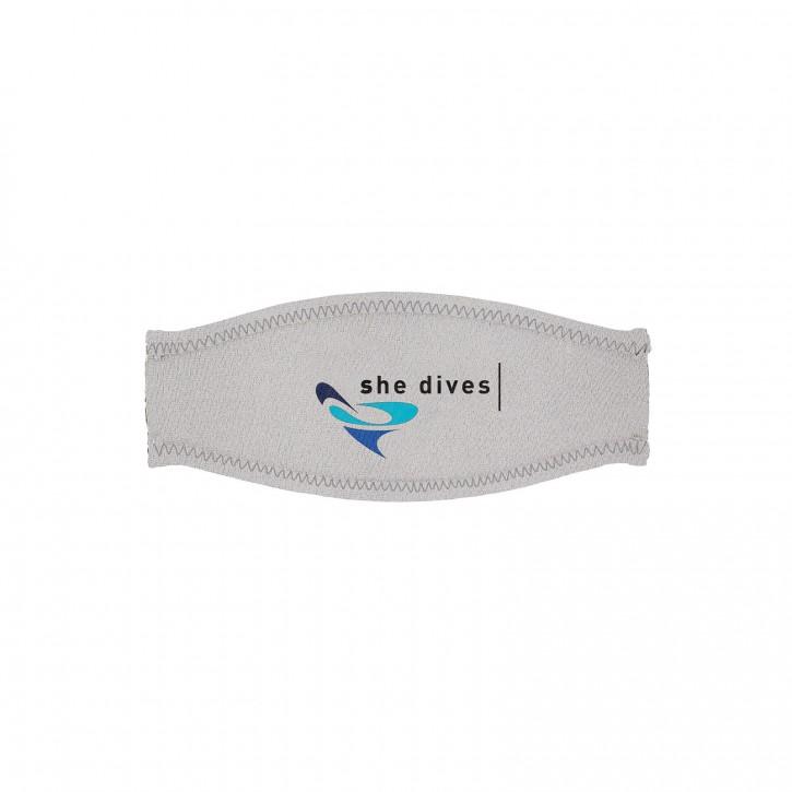 Mares SheDives Maskenbandhülle