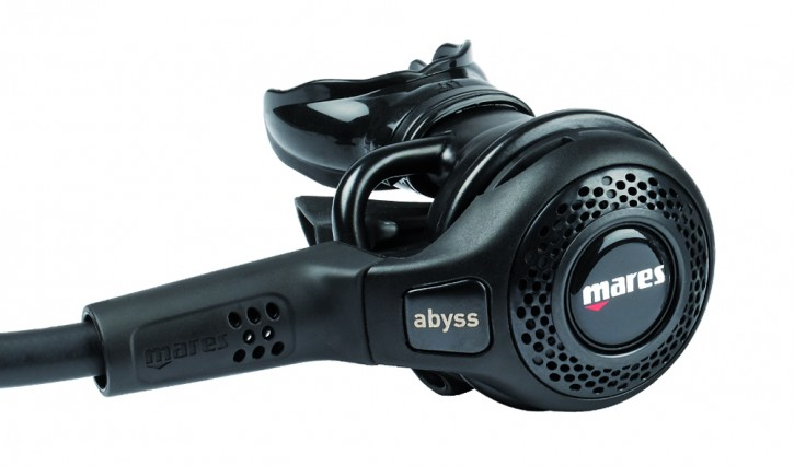 Mares Abyss 22 Navy II DIN