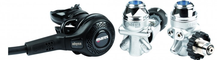 Mares Abyss 22 Navy II