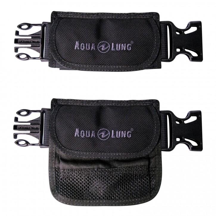 Aqualung Bauchgurtverlängerung inkl. Tasche Rogue/Outlaw