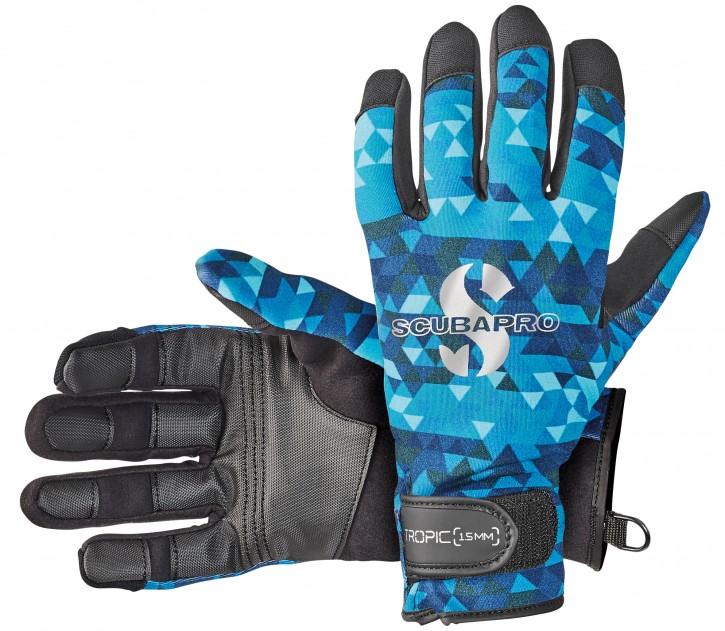 Scubapro TROPIC Handschuhe 1.5 M / AEGEAN