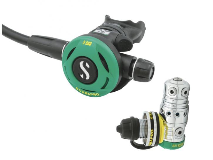 Scubapro MK25 EVO/S560 NITROX