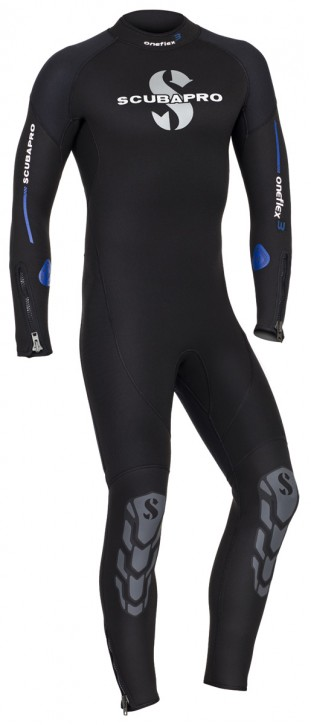 Scubapro Oneflex Back Zip 3 Man