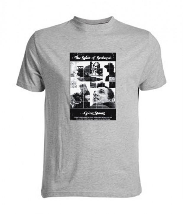 Scubapro T-Shirt Spirit of Grey Man