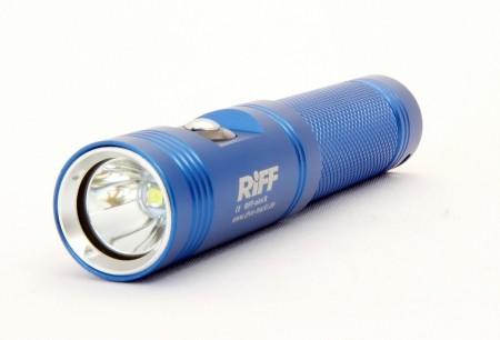 Riff Tauchlampe Mini