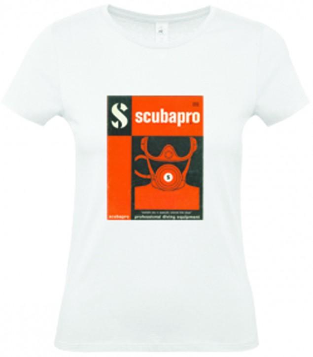 Scubapro T-Shirt White Man