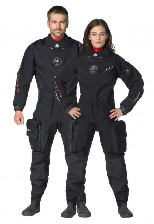 Waterproof D1 Hybrid ISS Lady