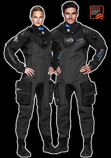 Waterproof D1X HYBRID ISS Lady