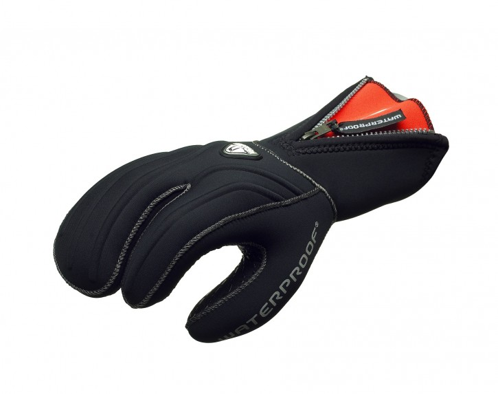 Waterproof 7mm 3-Finger Semidry Polar EVO