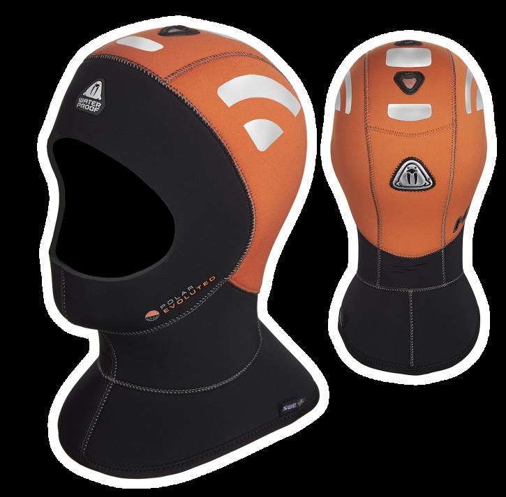 Waterproof H1 5/10mm High Visibility Hood HVH Polar EVO