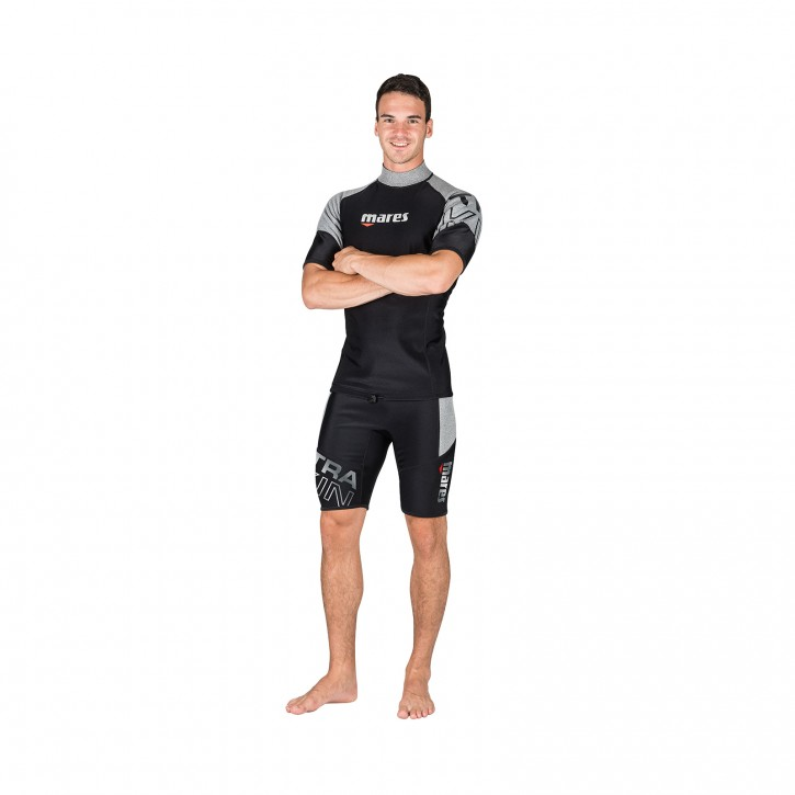 Mares Ultra Skin Short Sleeve Man