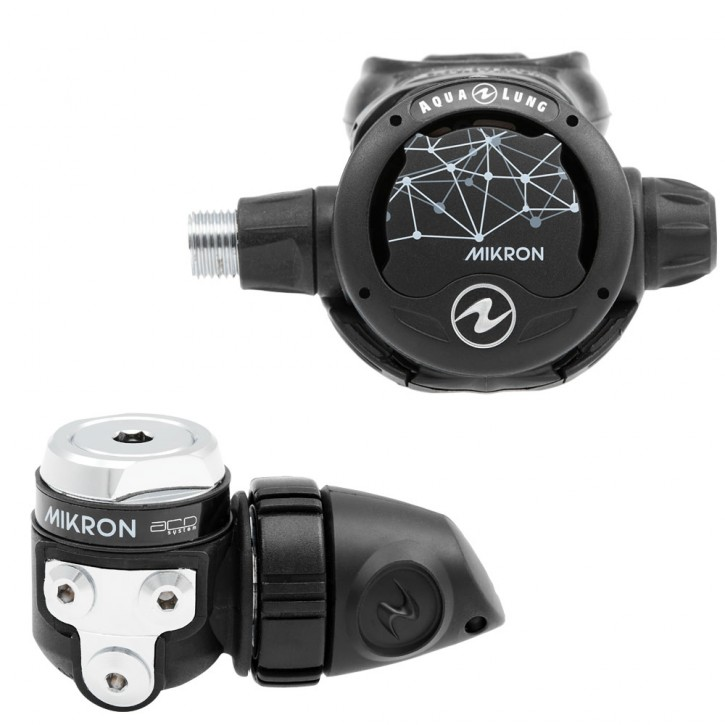 Aqualung Mikron ACD SET inkl. Octopus
