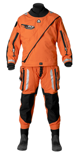 Waterproof R7 RESCUE Man