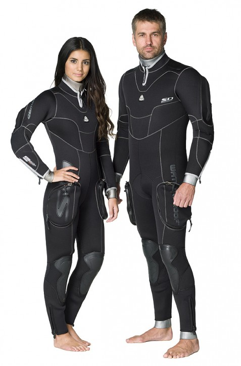 Waterproof SD Combat Man