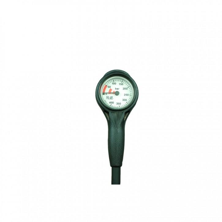 Polaris Finimeter 52mm mit Gummischlauch