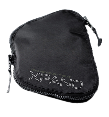 Waterproof EXPANDABLE POCKET