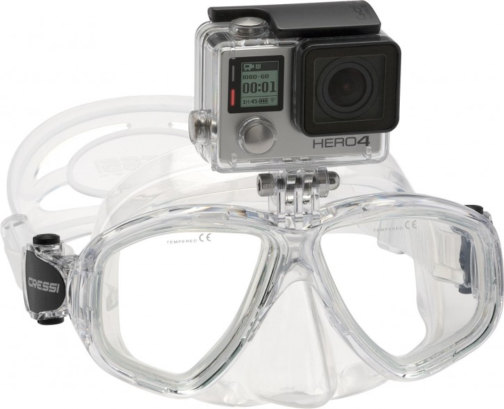 Cressi Action Transparent