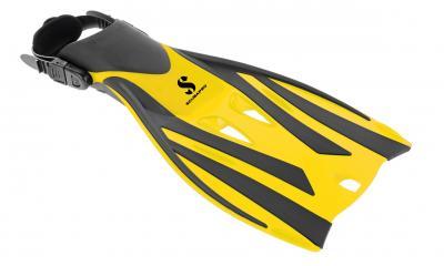 Scubapro Snorkel Plus Kids Gelb / L/XL 32-34