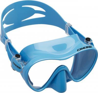 Cressi F1 Maske Small Blau