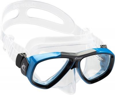 Cressi Focus Klar/Blau