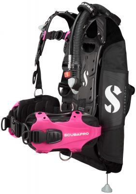 Scubapro Hydros Pro Lady Pink / L