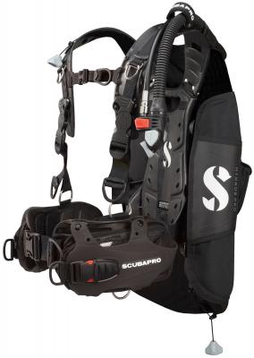 Scubapro Hydros Pro Lady Schwarz / XS-S
