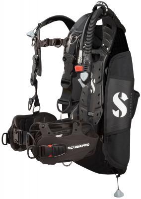 Scubapro Hydros Pro Man Schwarz / S