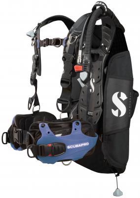 Scubapro Hydros Pro Man Blau / XL-XXL