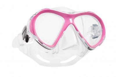 Scubapro Spectra Mini Pink - Transparent