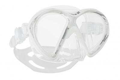 Scubapro VIBE2 Maske Weiß - Transparent